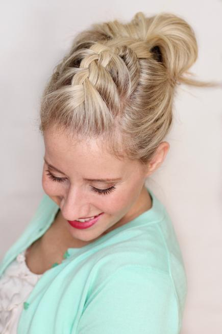 How-to-Make-French-Braid-Hairstyle-Tutorial-French-Braid-pompadour