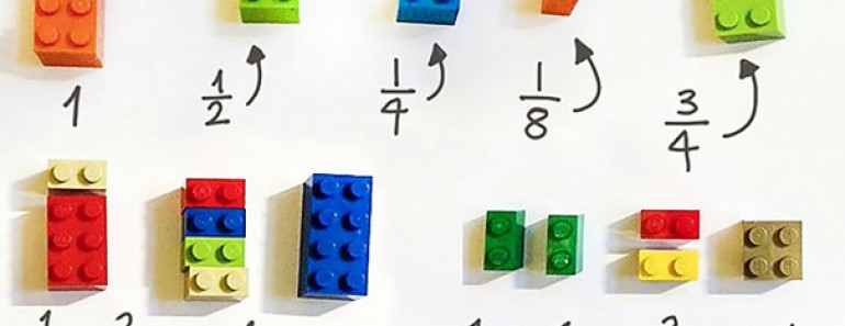 LEGO Idea – How to Use LEGO To Explain Math To Children
