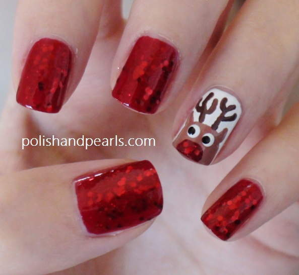 Rudolph-Nails-Tutorial