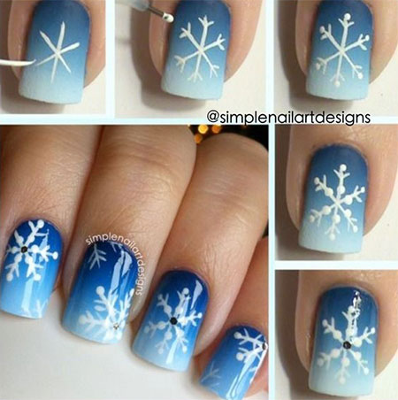 Winter-snowflake-Nail-Art-Tutorial