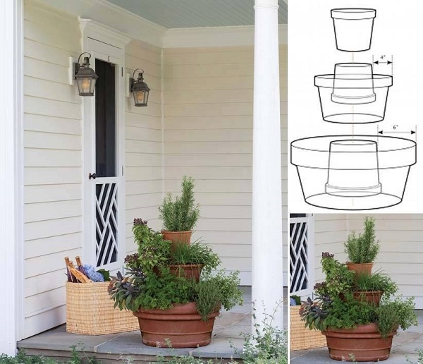 20+ Amazing Clay Pot DIY Projects For Your Garden1