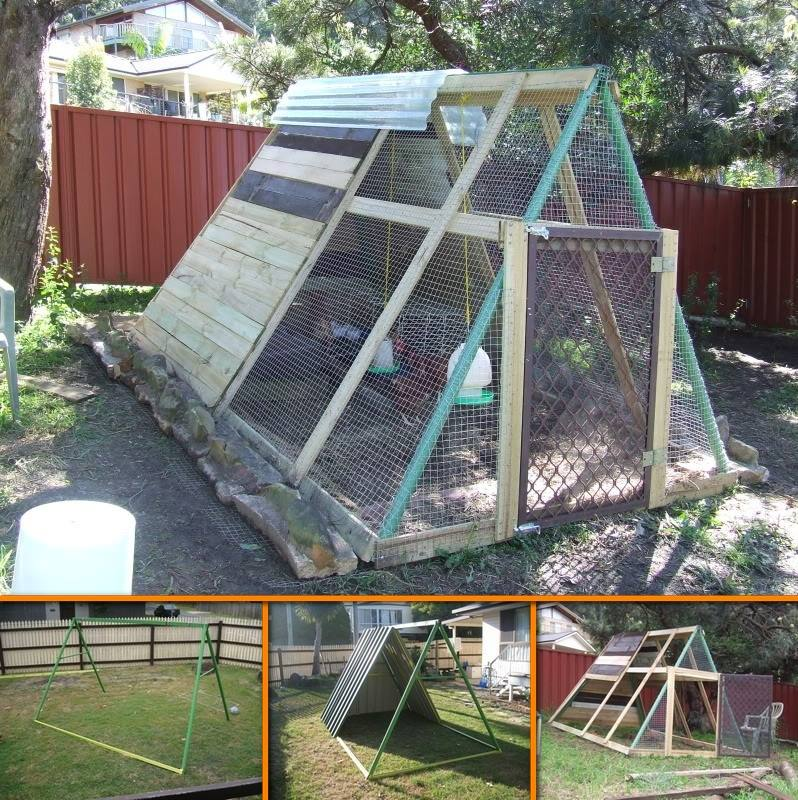 How To Build A Backyard Chicken Coop 28 Images Just