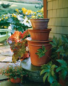 DIY Terracotta Pot Water Fountain3
