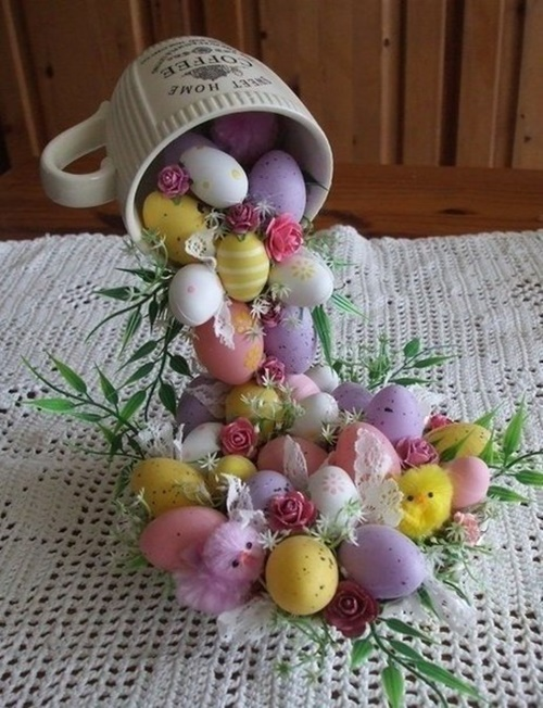 Easter Egg Flying Cup Topiary1