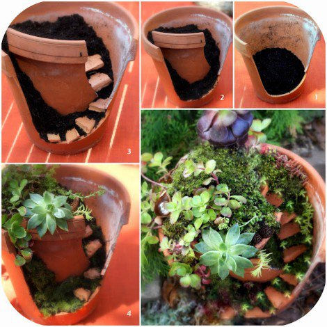 broken-pot-miniature-fairy-garden3