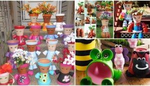 25 Clay Pot DIY Projects to Beautify Your Garden