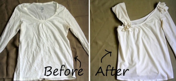 20+ Cool Ideas to Refashion Old Shirts 20