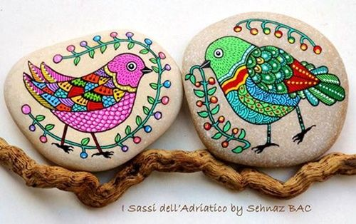 Creative Stones & Pebbles Painting7