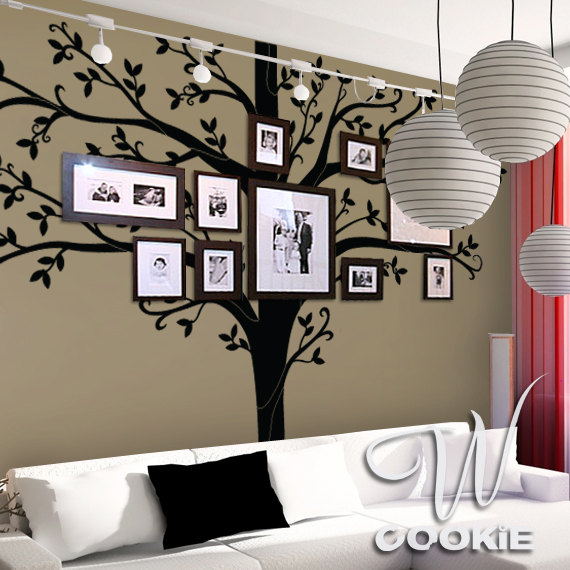 DIY Family Tree Wall Art Decor13
