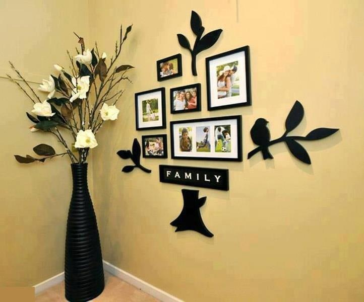 DIY Family Tree Wall Art Decor9