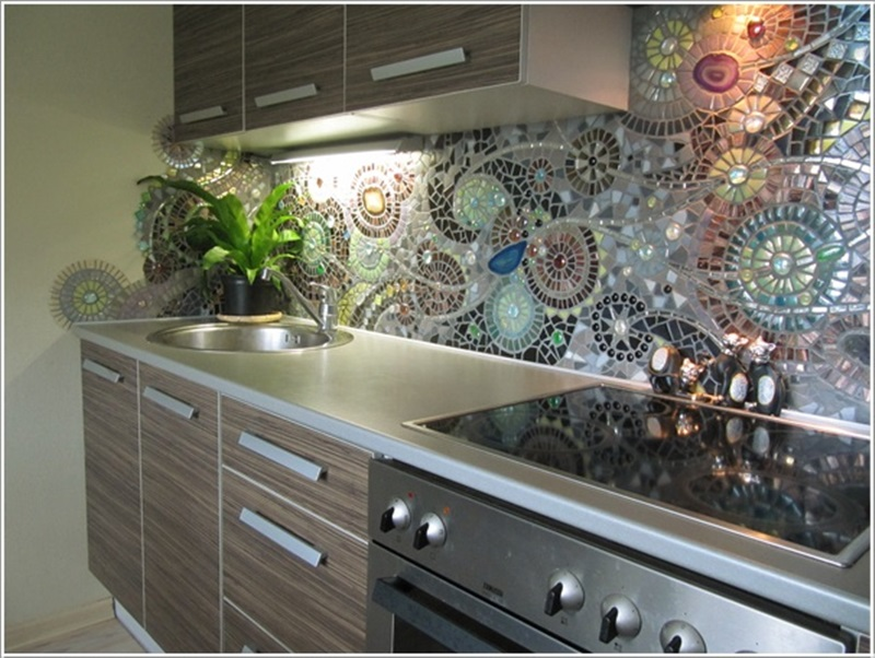 Unique How To Make A Backsplash In Your Kitchen Ideas Statement