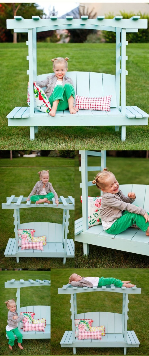10 Incredibly Useful DIY Kids Pallet Furniture Projects1