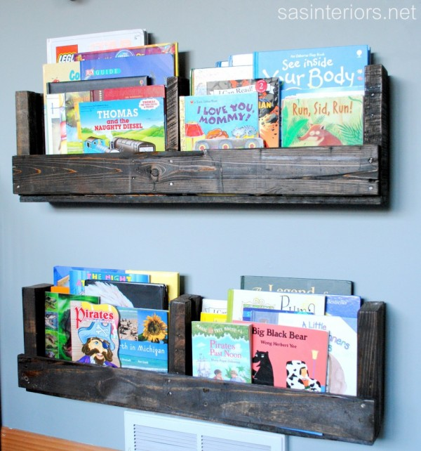 10 Incredibly Useful DIY Kids Pallet Furniture Projects8