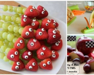 12 Fun Fruit Ideas To Get Kids Eating Healthy