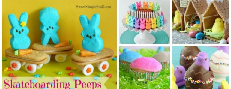 20 Cutest DIY Easter Treats and Desserts