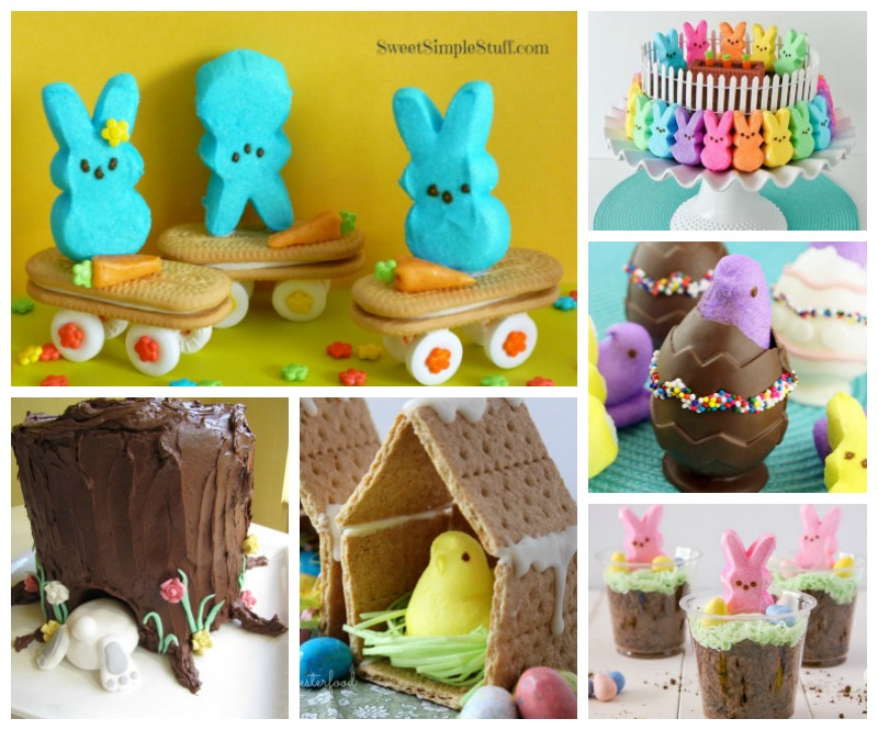 20 Cutest DIY Easter Treats and Desserts f
