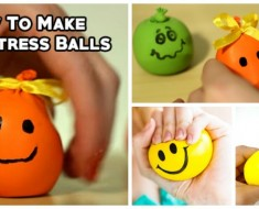 DIY Anti-stress balls