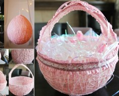 DIY Easter Basket-beesdiy
