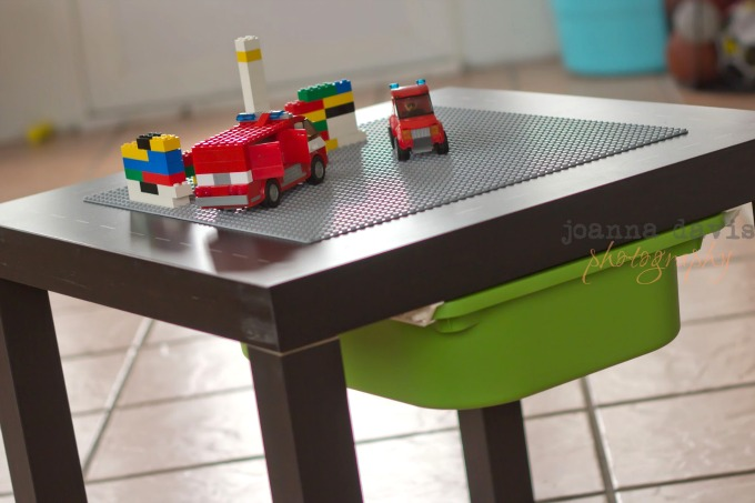 8 Awesome DIY Lego Tables for Kids8