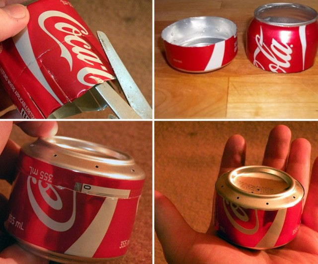 DIY Tin Can Stove for Camping2