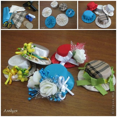 DIY hat hairclip out of plastic cap3