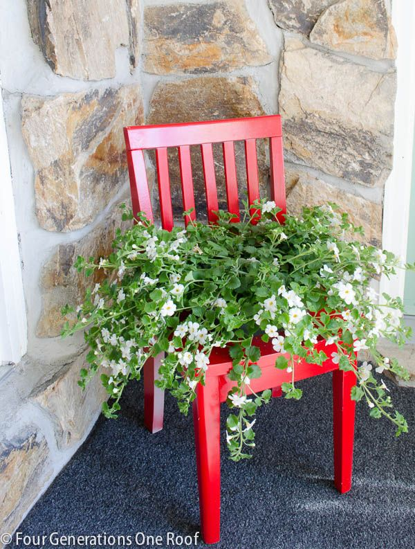 Top 15 Low Budget Upcycled Diy Garden Planters Beesdiy Com