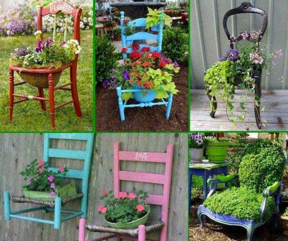 Top 15 Low-Budget DIY Garden Planters 10.4