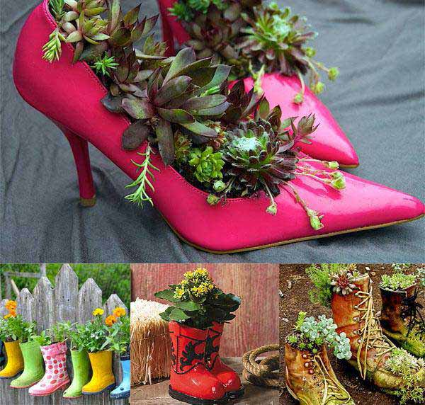 Top 15 Low-Budget DIY Garden Planters 11.2