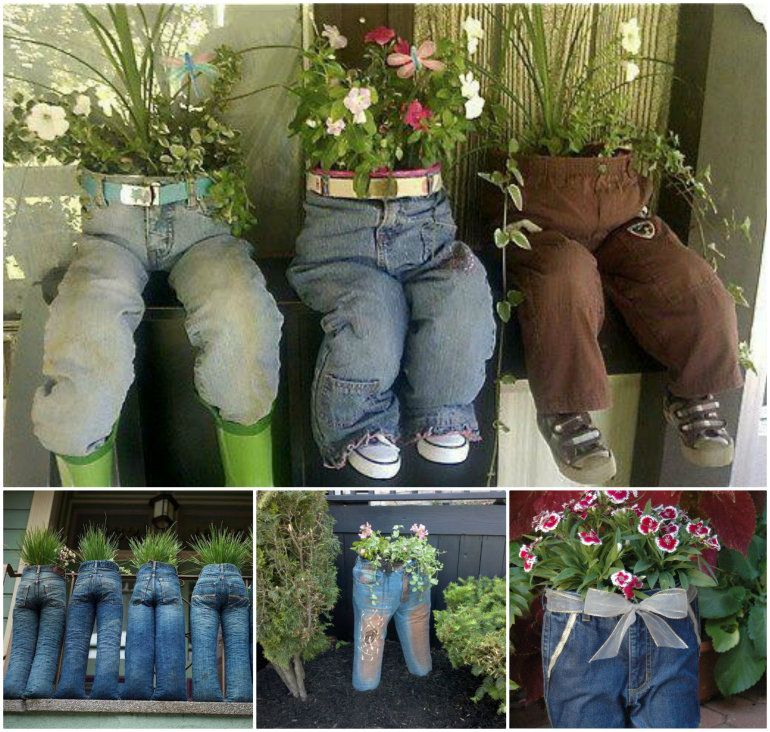 Top 15 Low-Budget DIY Garden Planters 2