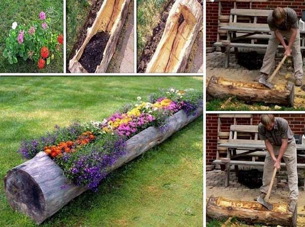 Top 15 Low-Budget DIY Garden Planters 7.2