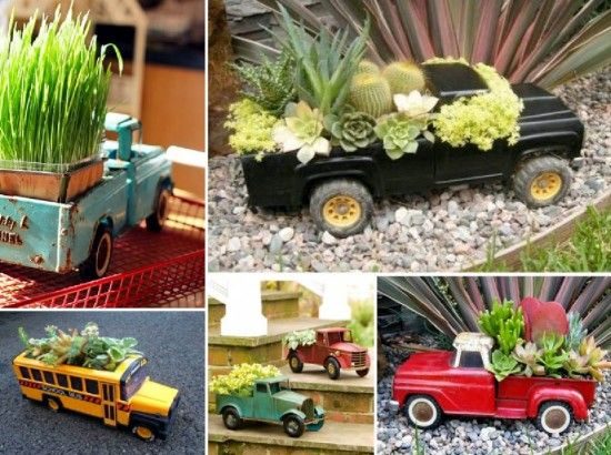 Top 15 Low-Budget DIY Garden Planters 8.2