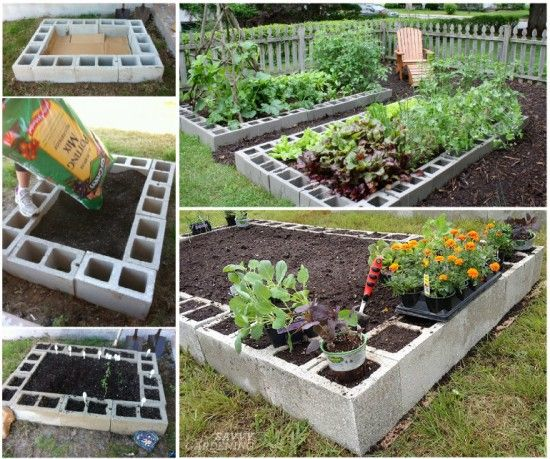 20 Creative Ideas to Use Concrete Blocks for Your Home24