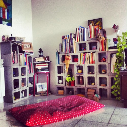 20 Creative Ideas to Use Concrete Blocks for Your Home25