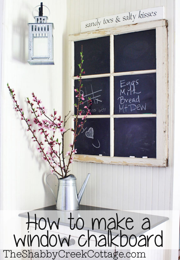 40 awesome ideas to Reuse Old Windows2