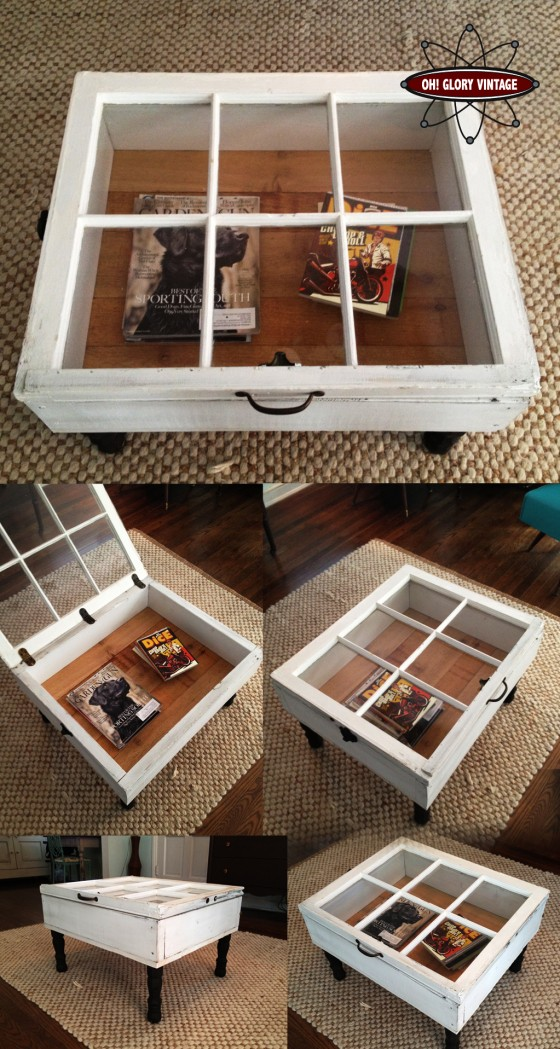 40 awesome ideas to Reuse Old Windows3
