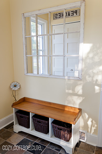 40 awesome ideas to Reuse Old Windows6