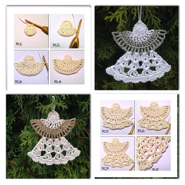 Christmas Decorations Tree Toppers