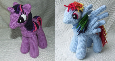Cute Crochet Unicorn Free Patterns