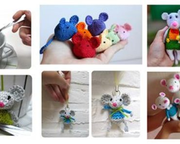 Cute Crochet Mini Mouse FREE Patterns