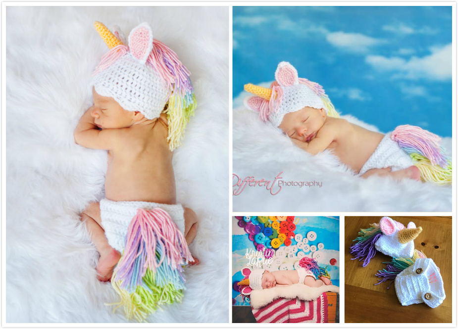 Hand-knit Newborn - 0-6 month Baby Elephant Hat and Diaper Cover ... | 665x925